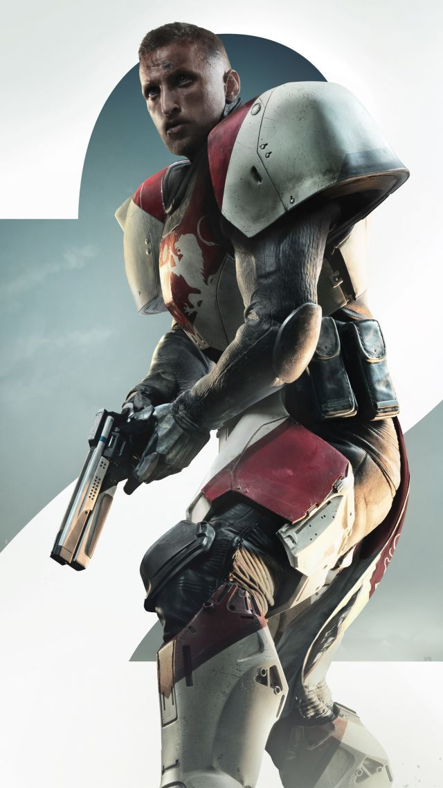 Download Destiny 2 Wallpaper Hunter Top Free Awesome