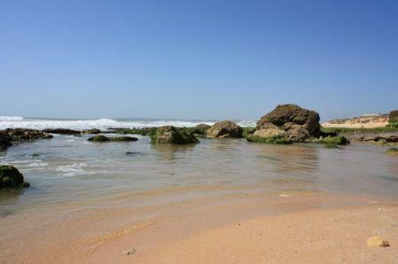 Praia da Galé, Albufeira, Algarve, Portugal