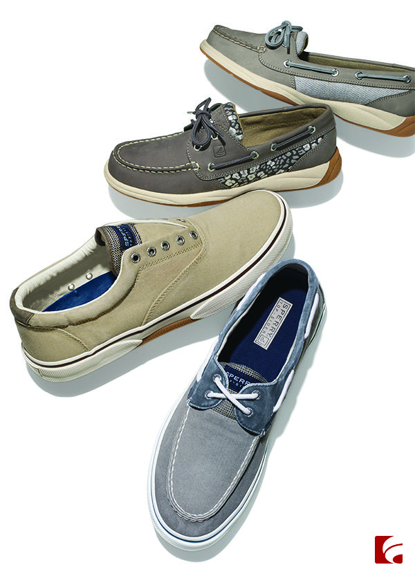 Nautical by nature, Sperry has proven that fashion and function can go hand  in hand
