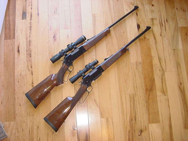 Browning Lever Actions