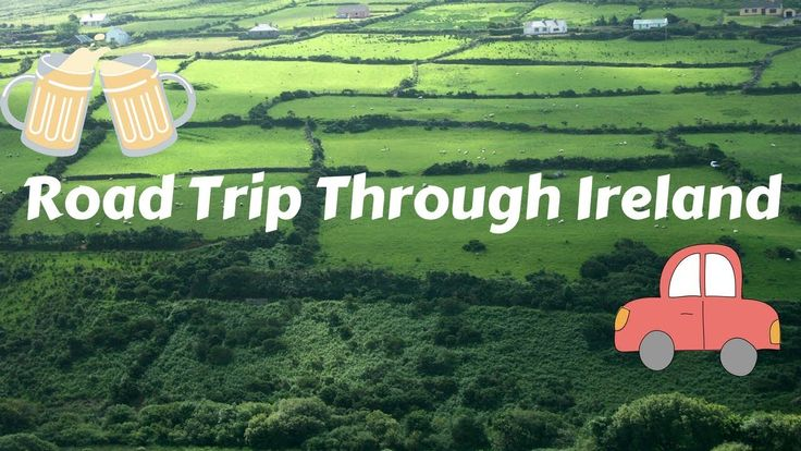 Check out our video of our road trip through Ireland! We drove through Dublin, Wicklow National Park, Gort, Galway, Cork, Wexford, Killarney, and more!