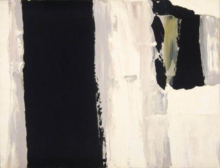 Sans titre (no 28), vers 1959, huile sur toile de Paul-Émile Borduas. Follow the biggest painting board on Pinterest: www.pinterest.com/atelierbeauvoir