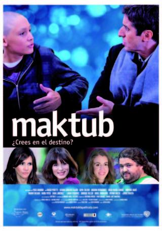 Maktub. (Paco Arango, 2011)