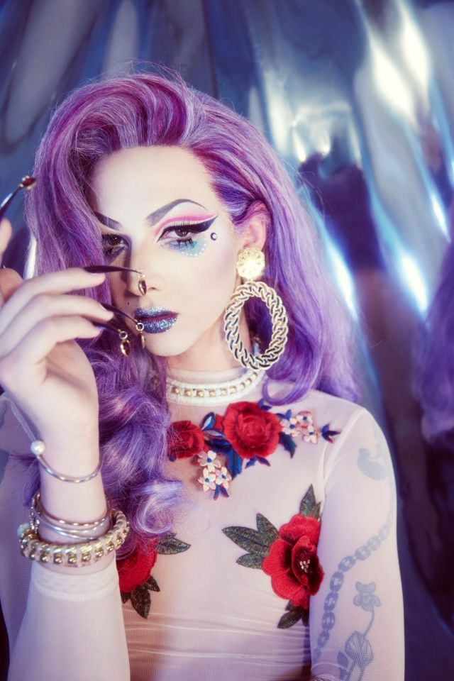Violet Chachki / Nylon Magazine / Drag Queen / RuPaul's Drag Race