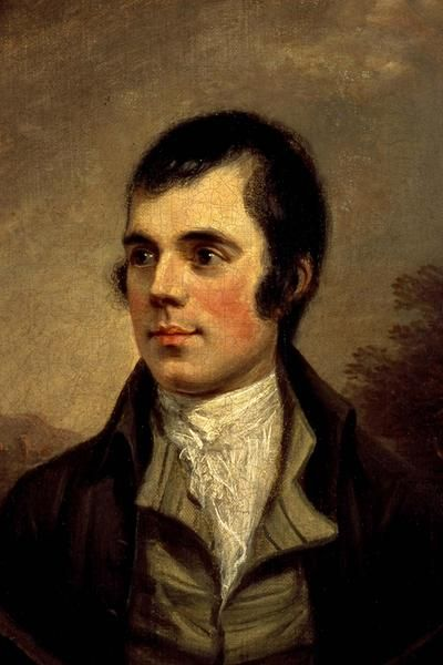 Painting of Robert Burns © Scottish National Portrait Gallery