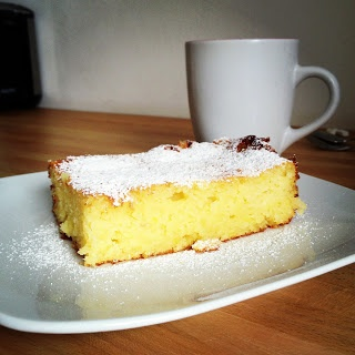 glutenfrei ricotta Kuchen
