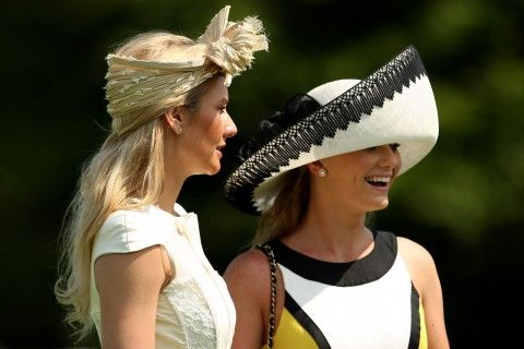 Ladies' Day At Glorious Goodwood Races - Goodwood Races - Ladies Day