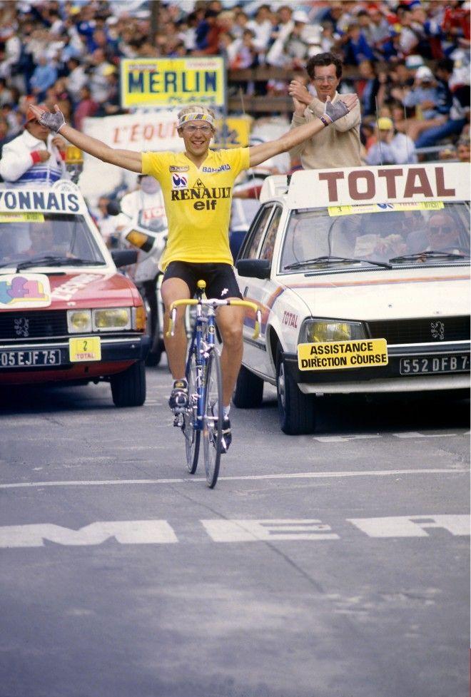 Laurent Fignon - Tour de France 1984