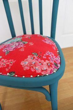 DIY, relooker une chaise en bois - l'agenda de la nantaise