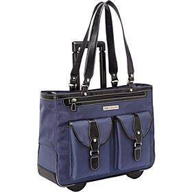 """Women's 17"""", 15"""" Rolling Laptop Bags and Computer Bags - eBags.com"""