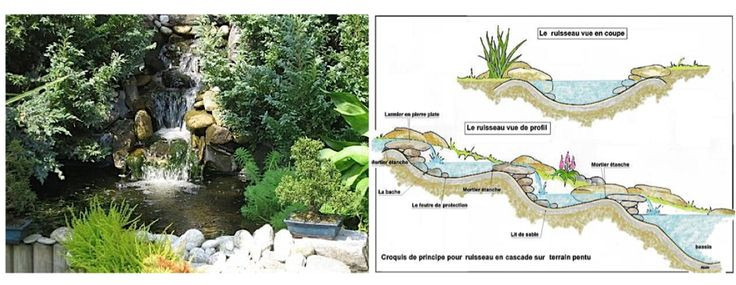 202 best jardin aquatique fontaine tang images on pinterest searching plunge pool and. Black Bedroom Furniture Sets. Home Design Ideas