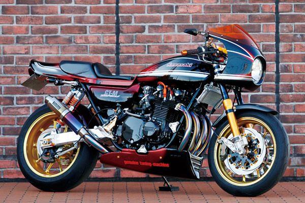 KAWASAKI Z1000/No.017メイン画像 by Bulldock Motorcycles JP