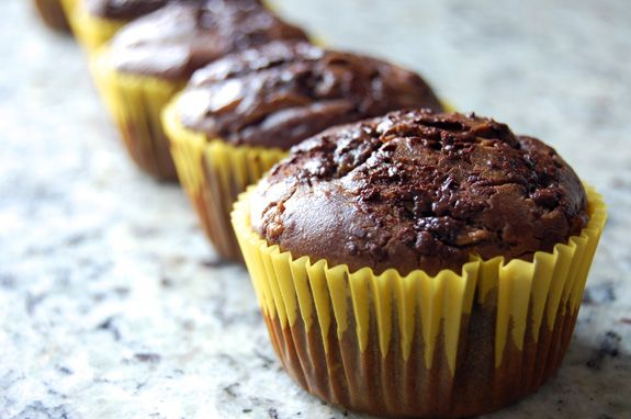 Chocolate Zucchini Muffins (The Best I Ever Had).  These are the best paleo baked good I have come across and you'll honestly believe you're eating a cupcake!