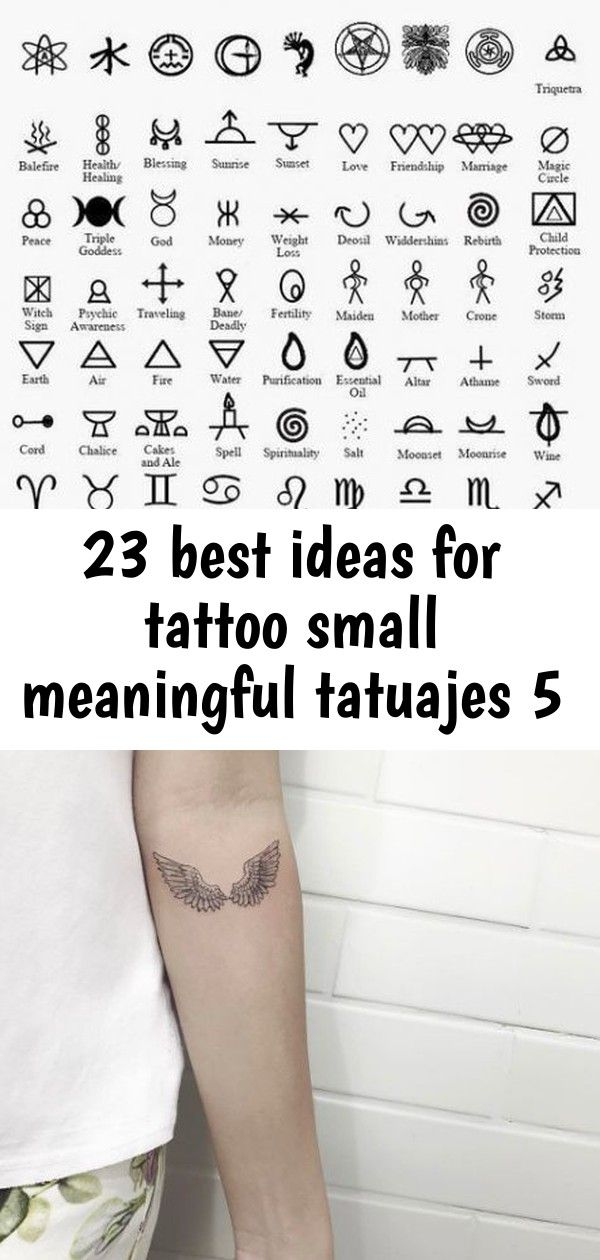 23 Best Ideas For Tattoo Small Meaningful Tatuajes 5 Small Tattoos Small Girl Tattoos Tatuajes