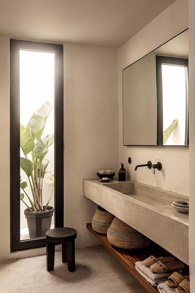 Les plus beaux hôtels pour créer une déco épurée, minimaliste et apaisante.