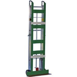 """Yeats 65-Inch Aluminum Appliance Hand Truck by Yeats Appliance Dolly Manufacturing Co LLC. $439.99. The Yeats 65"""" Appliance Hand Truck is available with heavy felt or non-marking plastic padding and is designed for transporting larger appliances, like freezers and refrigerators.For moving larger appliances, order the Yeats 65"""" Appliance Hand Truck today."""