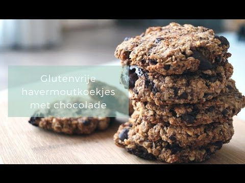 VIDEO: Glutenvrije havermoutkoekjes met chocolade - Focus on Foodies