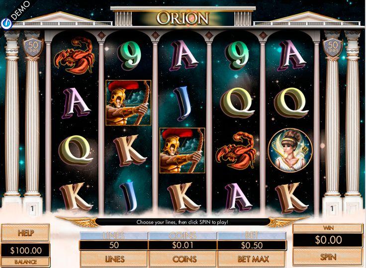 Orion on valtava ja hyvää online kolikkopeli verkoss! Jos haluat voitta isot rahasummt, ilmaan muuta aloita pelata tämän hyvää kolikkopeli verkossa ja suuret voittot ei tarvitse varmasti odotta kauan aikka!