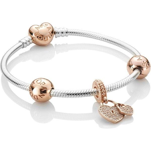 Pandora Love Locks Bracelet 159