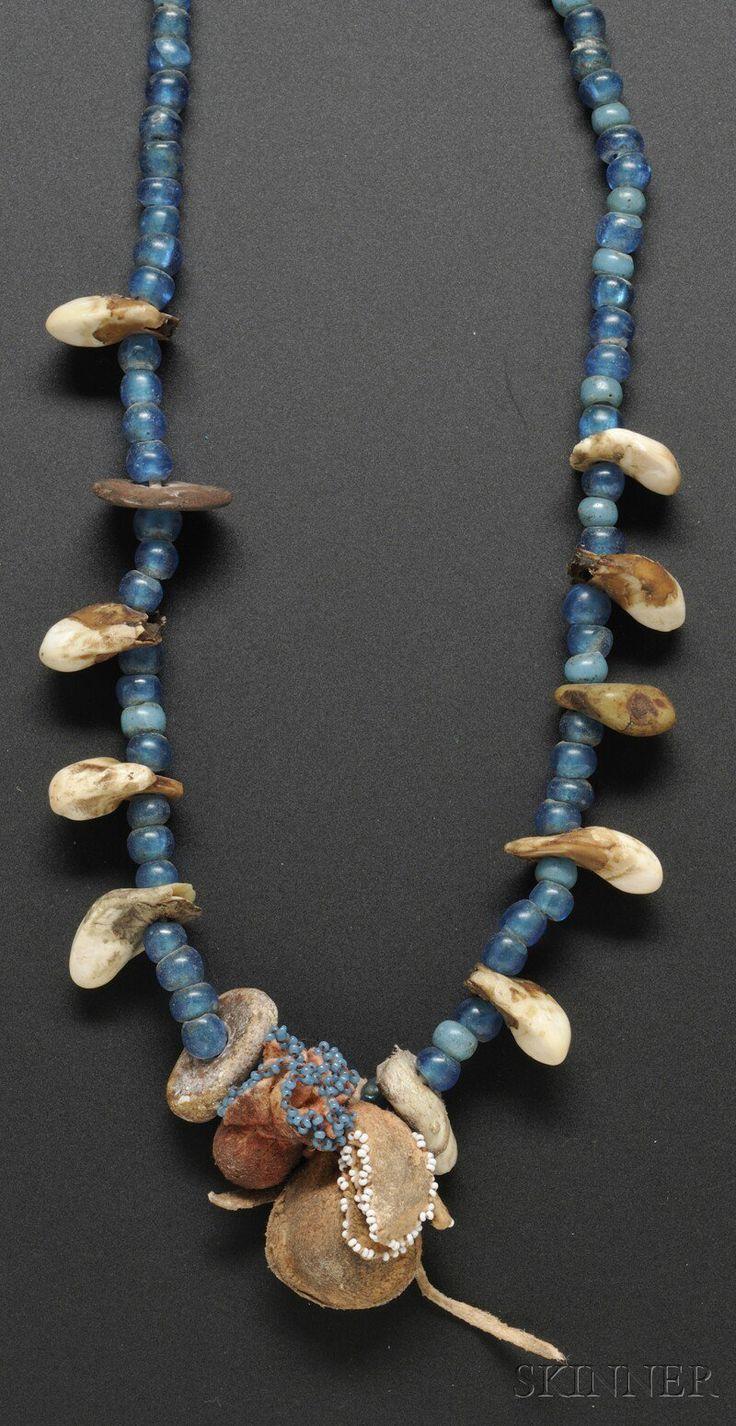 Crow Medicine Necklace