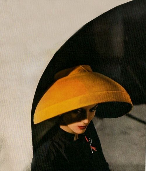 Photo by Horst P Horst, Vogue, 1943.