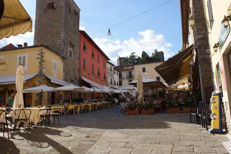 **Montecatini Alto (hilltop village) - Montecatini Terme, Italy
