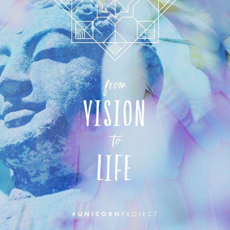 From vision to life - find out more at www.thedarlingtree.com/unicornproject
