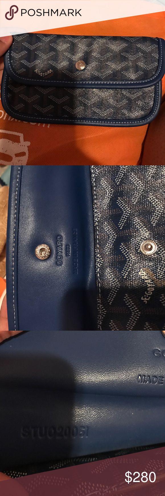 Goyard wallet 😍😍😍😍 In like new condition 😍😍😍😍 Goyard Accessories