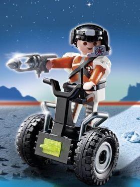 Playmobil Special Plus Top Agent Με Balance Racer (5296)- 2.99