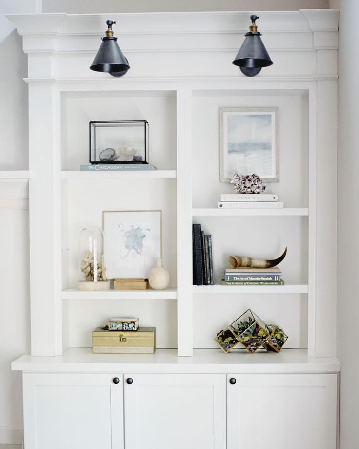 Shelf Styling, Bookcases, Built Ins, Family Room Ideas