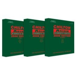 3 Piece Asian Service and Repair Manual Set for 2002-2006 Tools Equipment Hand Tools. Chiltons Book Company. 3 Piece Asian Service and Repair Manual Set for 2002-2006. 2975728.