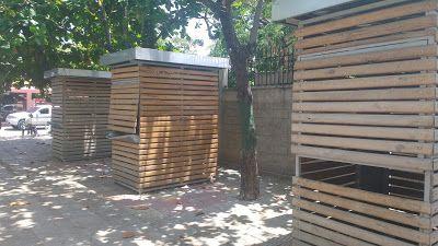 Distrito de Riohacha entregará en comodato kioscos ubicados en zona peatonal del Hospital 'Nuestra Señora de los Remedios'