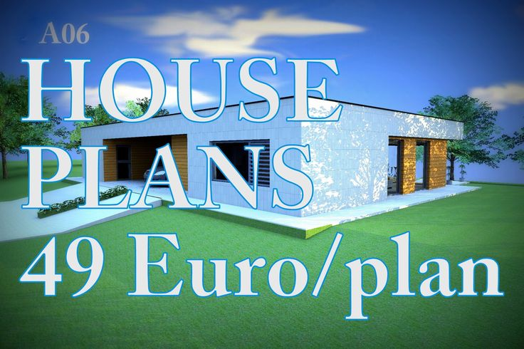 House plans collection for sale  Single floor plans
