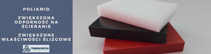 Poliamid o większej odporności na ścieranie - lepsze właściwości ślizgowe. PA6 - smar, olej, dwusiarczek molibdenu - Termoplastik.pl