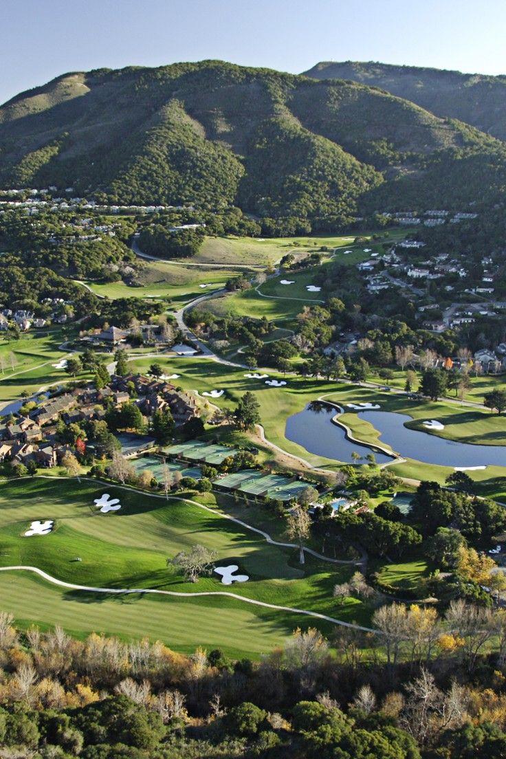 Carmel Valley Ranch - Carmel Valley, California