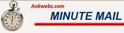 Create free temporary email ids for ten or several minutes
