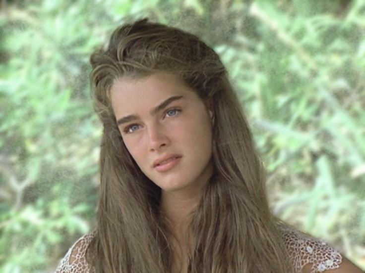 Brooke Shields In The Blue Lagoon American Dream