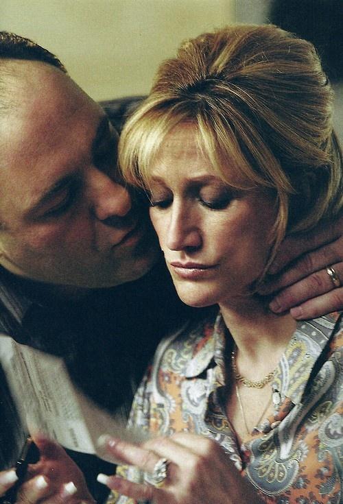 Tony and Carmela -Wonderfully Wicked - Best TV Show EVER