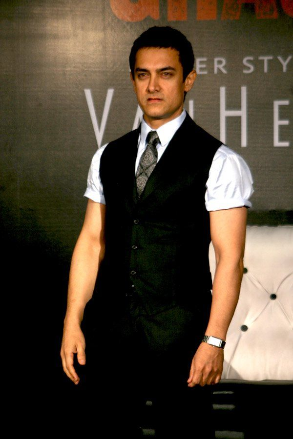 Aamir Khan.  Love your films!