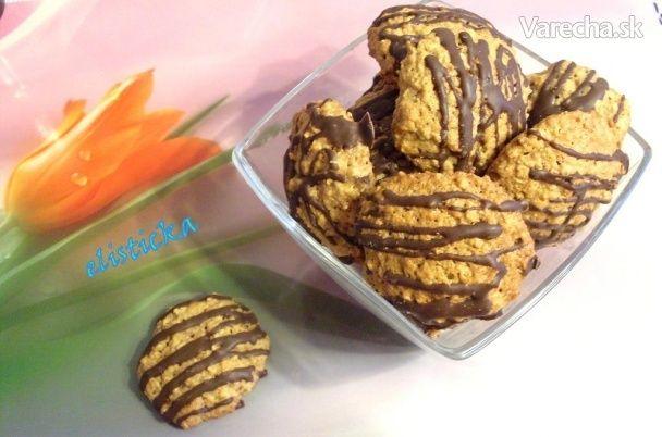 Hrnčekové cookies (fotorecept) - Recept