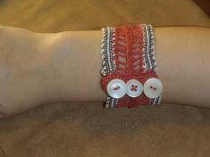 Bracelet crochet par Whale Street sur ezebee.com