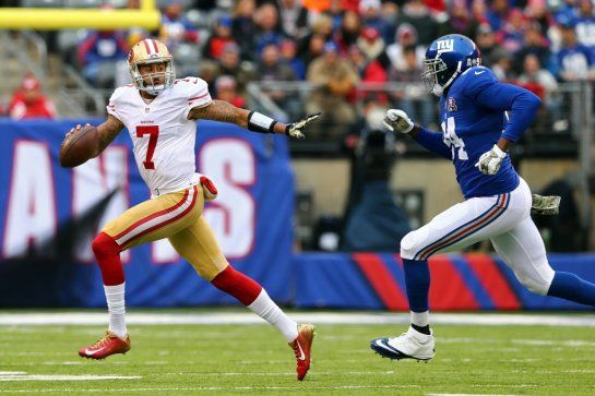 San Francisco 49ers News — Niner Insider Blog » Giants-49ers first-half review