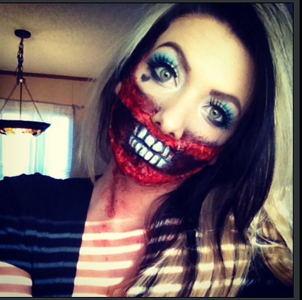 216 best Costumes: Makeup images on Pinterest | Costumes ...