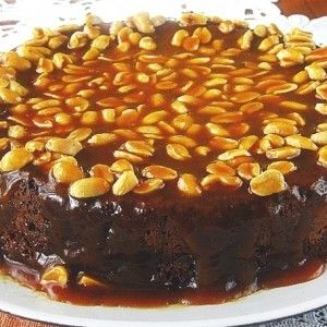 Tort Brownie cu Caramel de aluminiu