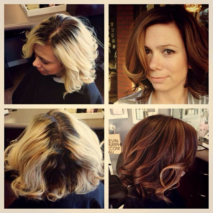 96 best hair by leah images on pinterest salons colors and total hair transformation from grown out over processed bleach blonde to gorgeous natural rooted brown with pmusecretfo Choice Image