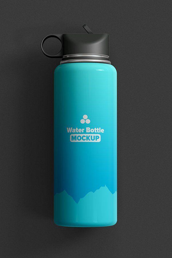 Water Bottle Mockup 939200 Products Design Bundles In 2021 Bottle Mockup Bottle Design Template