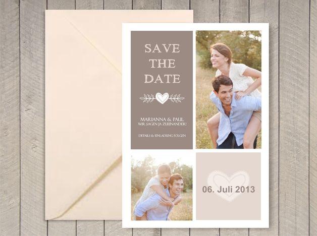 Ihr wollt eure Hochzeit effektvoll ankündigen? Mit diesen Magneten/ Karten klappt es sicher! Alle unsere Angebote erhaltet ihr auch gern als fertige JPG-Datei zum selber drucken. Oder mit eurem...