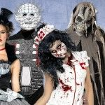 Scary Halloween Costume Ideas for Adults | Scary Halloween Costumes for Couples | Halloween Scary Costumes for Men & Women in 2015 | Haloween Costumes Images