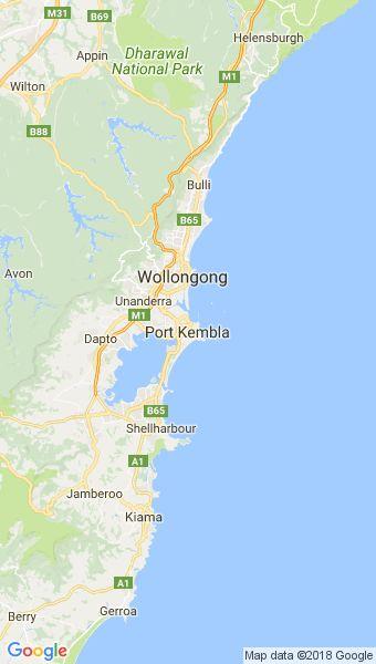 Illawarra, South Coast NSW