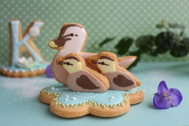 Ducklings! La Cachette